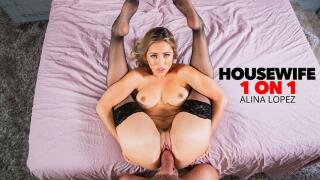 Housewife1On1 – Alina Lopez, Brad Newman