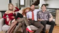 MylfWood – Married With Stepchildren – Lauren Phillips, Zoey Monroe, Johnny Castle, Rion King