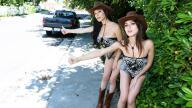 StepSiblings – Getting Groovy Down South – Gianna Gem, Savannah Sixx, Sam Shock