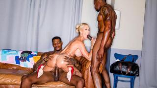 BlackedRaw – Honey, Look What I Found – Brandi Love, Jason Luv, Isiah Maxwell