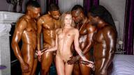 BlackedRaw – No Vacancy – Angel Emily, Freddy Gong, Antonio Black, Darrell Deeps, Mr Longwood