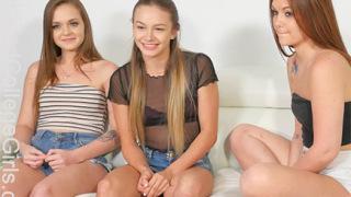 ExploitedCollegeGirls – Joey And Sami White 5Way – Joey White, Sami White, Naomi Swann