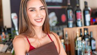WaitressPOV – Tasting Italiana – Natalia Nix, Tony Rubino