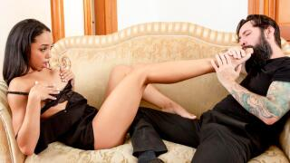 WickedPictures – Axel Braun's Sole Mates Scene 3 – Alexis Tae, Tommy Pistol