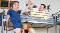 HornyHostel – The Girl, The Guy And The Hostel Cuckold – Jessica Portman, Sam Bourne