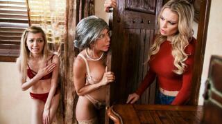 MommysGirl – Mrs. Doubtfucker: A Mrs. Doubtfire Parody – Alexis Fawx, Mackenzie Moss