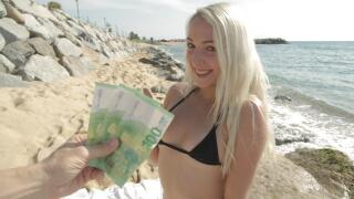 PublicAgent – Bikini Babe Droned and Boned – Liz Rainbow