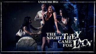 PureTaboo – The Night They Came For Lacy – Katrina Jade, Joanna Angel, Lacy Lennon, Small Hands