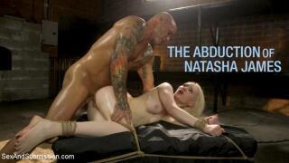 SexAndSubmission – The Abduction of Natasha James: Petite Russian Blonde Bound and Fucked – Natasha James, Derrick Pierce