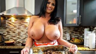BigTitCreampie – Cooking With BangBros – Kailani Kai, Derrick Ferrari