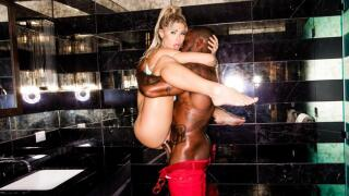BlackedRaw – Catch A Ride – Jessa Rhodes, Pressure