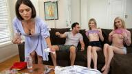 BrattySis – My Friends And I Flash Our Tits To My Brother S12:E3 – Emma Starletto, Mackenzie Moss, Seth Gamble