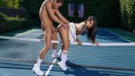 BrazzersExxtra – Tennis Balls Deep – Gina Valentina, Xander Corvus