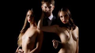 Deeper – Primal Instincts – Naomi Swann, Izzy Lush, Markus Dupree