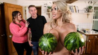 MilfsLikeItBig – New To Nudism – Amber Jayne, Danny D