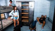 SneakySex – Hostel Takeover – Sybil aka Sybil A, Charlie Dean