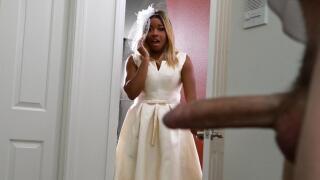 BigButtsLikeItBig – Bubble Butt Bride – Nina Rivera, Scott Nails