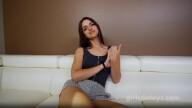 GirlsDoToys – 20 Years Old from E378 Beautiful Brunette in Polka Dot Shorts – Talina Nikolaevna Mitioglo