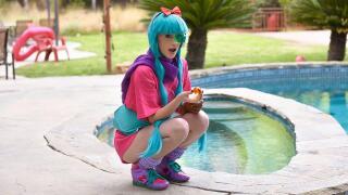 TeenPies – Dragon Ball Cock – Jessie Saint, Logan Pierce