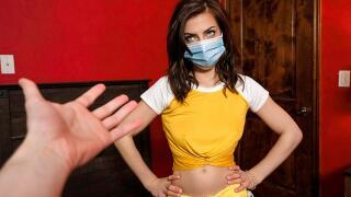 SisLovesMe – Inspecting My Stepsister's Pussy For Coronavirus – Spencer Bradley, Alex Jett