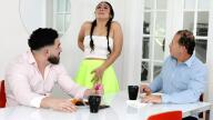 FamilyStrokes – April Fool's Day Fucking With Stepsis – Lilly Hall, Peter Green