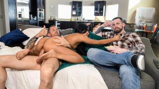 RealWifeStories – The Silent Treatment – Ember Snow, Scott Nails