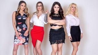 BFFs – Scammers – Athena Faris, Karma RX, Valentina Nappi, Ryan Driller