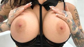 BigTitsRoundAsses – Stay Home and Fuck Me – Joanna Angel, Small Hands