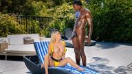 Blacked – Up For Anything – Natalia Starr, Louie Smalls