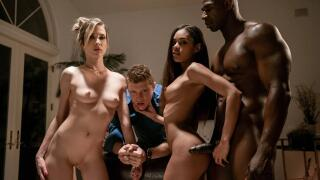 Deeper – Boys Get Spanked Part 2 – Scarlit Scandal, Aiden Ashley, Jax Slayer, Oliver Flynn