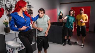 LilHumpers – The Mannequin Humping Challenge – Nicolette Shea, Ricky Spanish
