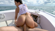 BangBrosClips – Cuban Hottie Gets Rescued at Sea – Vanessa Sky, J Mac