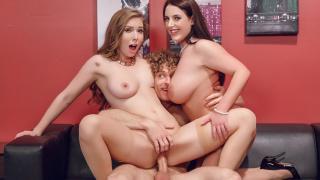 BrazzersExxtra – Best Of Brazzers: Porn Watches Back