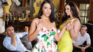 RealWifeStories – Our Son's Girlfriend: Remastered – Adriana Chechik, Kendra Lust, Keiran Lee