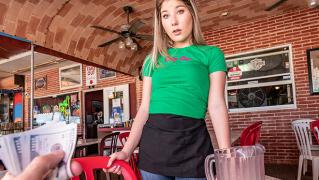 WaitressPOV – Sweet Slice of Pussy – Vienna Rose, Tony Rubino