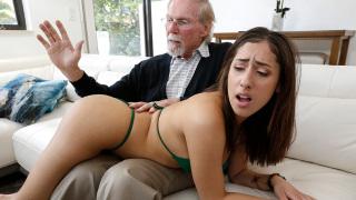 BangBros18 – Kira Gets Pounded By Grandpa – Kira Perez, Jack Moore
