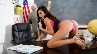 DevilsFilm – Sucking At School – Vina Sky, Jay Crew