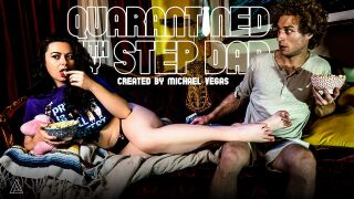 ModelTime – Quarantined With My Step Dad – Siouxsie Q, Michael Vegas