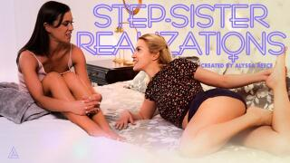 ModelTime – Step-sister Realizations – Alyssa Reece, Cherry Kiss