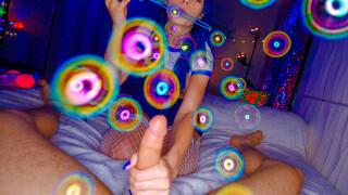MrLuckyPOV – Bubble Blower – Jewelz Blu