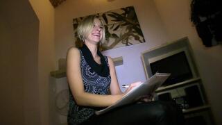 PublicAgent – A Fake Modelling Gig Turns Into A Cum Facial – Bianca Ferrera, Martin Gun