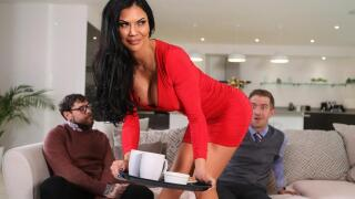 RealWifeStories – His Best Friend's Bedding – Jasmine Jae, Danny D