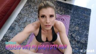 TabooHeat – Weekend With My Horny Step-Mom – Cory Chase, J Mac