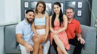 DaughterSwap – Secret Underwear Exchange – Destiny Cruz, Mina Moon, Dick Swardson, Peter Green