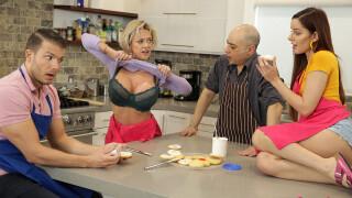 FamilySwapXXX – My Family Swap Sister – Dee Williams, Vanna Bardot, Codey Steele, Brock Doom