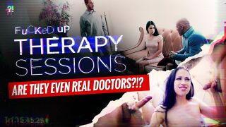 IsThisReal – Fucked Up Therapy Sessions – Alex Coal, Derrick Pierce, Lucas Frost