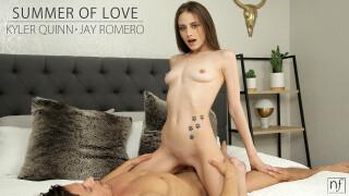 NubileFilms – Summer Of Love – S36:E13 – Kyler Quinn, Jay Romero