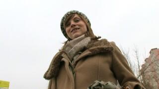 PublicAgent – Pregnant Hottie Needs That Good Stranger Dick – Angelina Caliente, Martin Gun