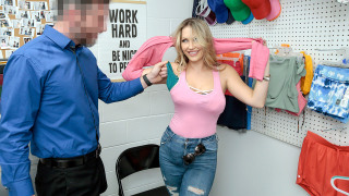 Shoplyfter – She Can't Stop Stealing – Adira Allure, Mike Mancini