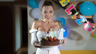 StayHomeMilf – Happy Birthday Indeed – Misha Maver, Emilio Ardana